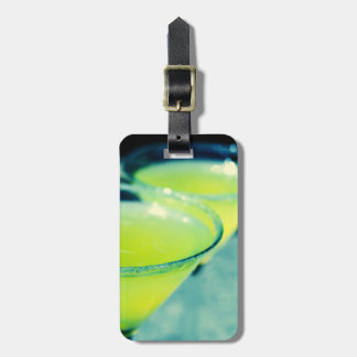 Lemon Drop Cocktail Luggage Tag