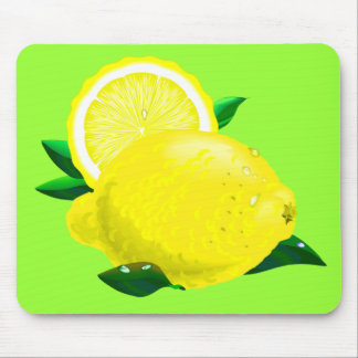 Lemon Drops Mouse Mat