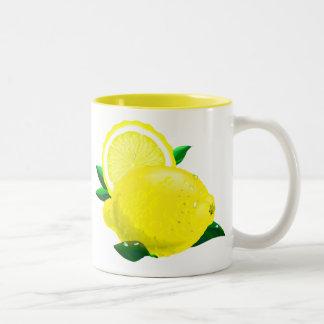 Lemon Drops Mug