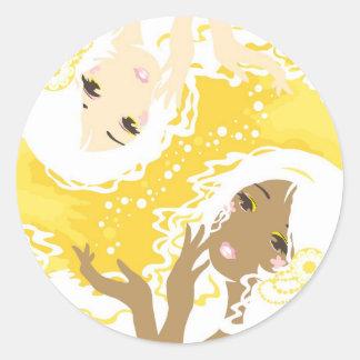 Lemon Drops - Stickers