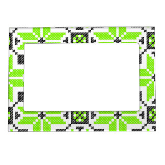 Lemon Fresh Green - Magnetic Frame