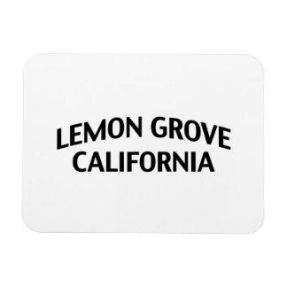 Lemon Grove California Magnet