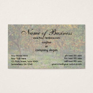 Lemon Grove in Bordighera by Claude Monet