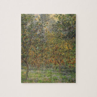 Lemon Grove in Bordighera by Claude Monet Jigsaw Puzzle