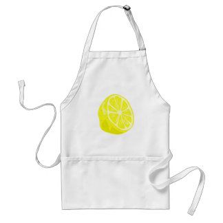 Lemon Half Apron