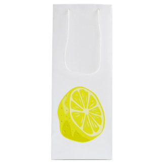 Lemon Half Gift Bag