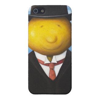 Lemon Head iPhone 5 Cover