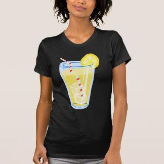 Lemon Iced Tea T Shirts