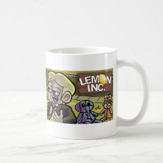 Lemon Inc. Cast Mug