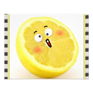 lemon invite