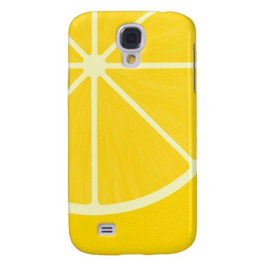 Lemon iPhone 3 case