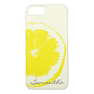 Lemon iPhone 8/7 Case