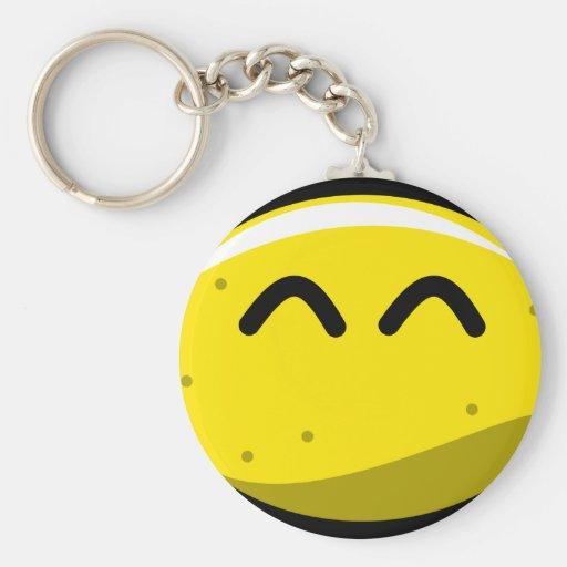 lemon keychains