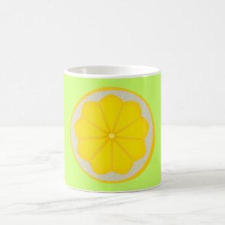 Lemon lemon coffee mugs