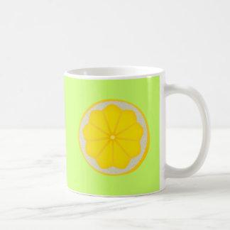 Lemon lemon mug
