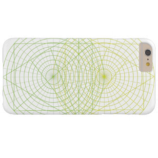 Lemon&lime abstract graphic design barely there iPhone 6 plus case