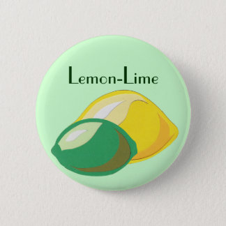 Lemon-Lime Button