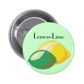 Lemon-Lime Button