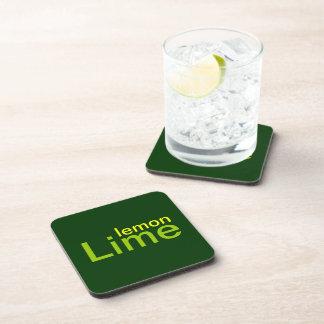 Lemon Lime Coaster