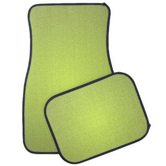 Lemon Lime Floor Mat