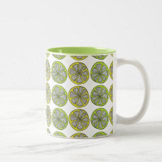 Lemon Lime Mug