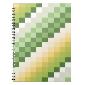 Lemon Lime Note Book