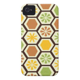 Lemon-Lime patterned Blackberry Bold case