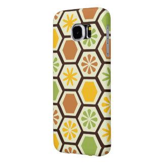 Lemon-Lime patterned phone cases