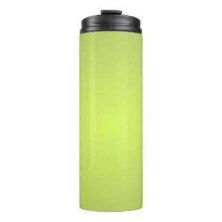 Lemon Lime Thermal Tumbler