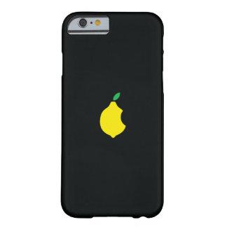 Lemon logo Custom iPhone 6 case Barely There iPhone 6 Case