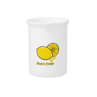 Lemon Lover Pitcher