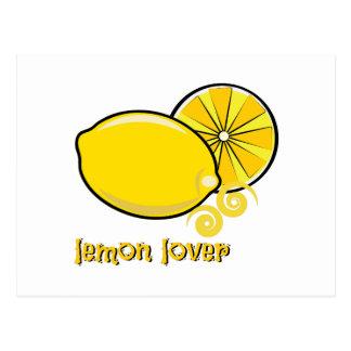Lemon Lover Postcards