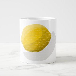 Lemon mug jumbo mug
