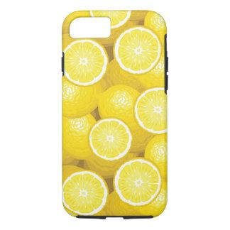 Lemon Pattern 2 iPhone 8/7 Case
