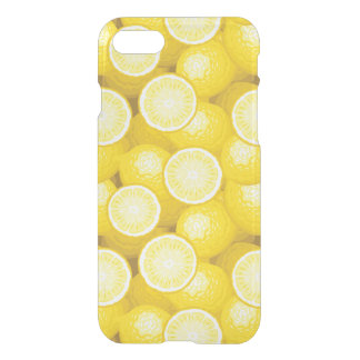 Lemon Pattern 2 iPhone 8/7 Case
