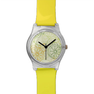 Lemon Pattern Watch