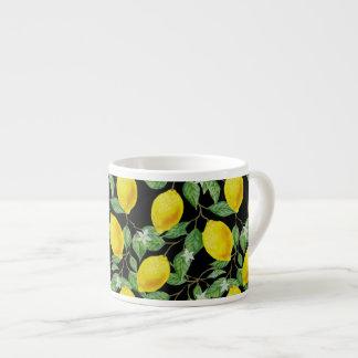 Lemon Shandy Espresso Cup
