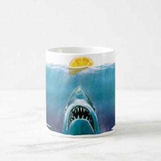 Lemon Shark Coffee Mug