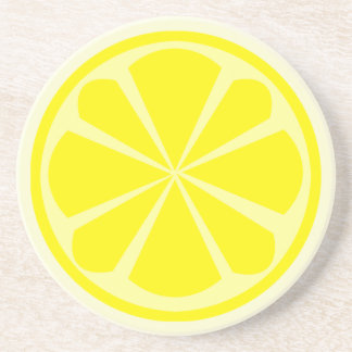 Lemon Slice Coaster