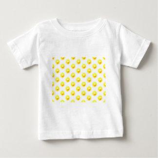 Lemon Slice Polka Dots Baby T-Shirt