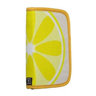 Lemon Slice Rickshaw Folio Planner