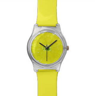 Lemon Slice Watch