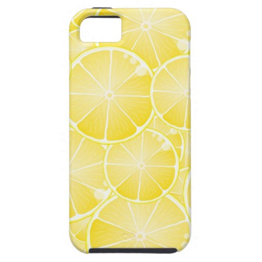 Lemon Slices iPhone 5 Cover