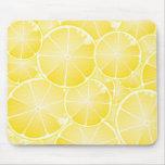 Lemon Slices Mouse Mat