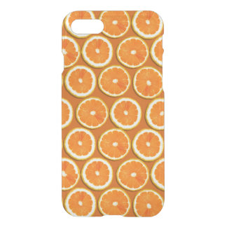 Lemon Slices Pattern iPhone 8/7 Case