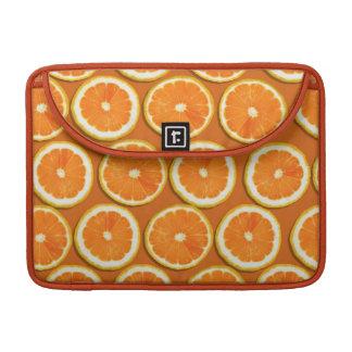 Lemon Slices Pattern Sleeve For MacBooks