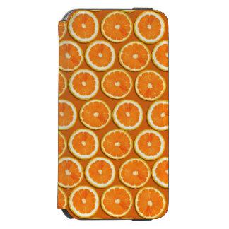 Lemon Slices Pattern Incipio Watson™ iPhone 6 Wallet Case