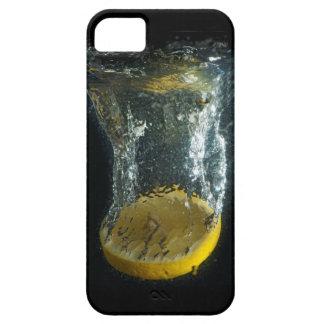 lemon Splash iPhone 5 Cover