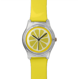 Lemon Squeezy Watch