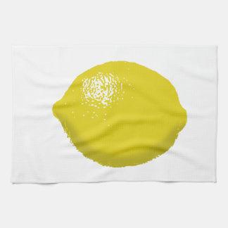 Lemon: Tea Towel